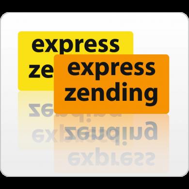 Express Zending rol 500 St.