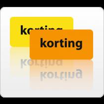 Korting rol 500 St.